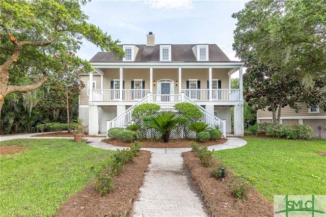 3 Sapphire Island Road, Savannah, GA 31410 (MLS #221028) :: Partin Real Estate Team at Luxe Real Estate Services