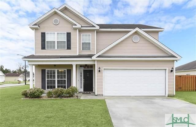 15 Willow Oak Drive, Richmond Hill, GA 31324 (MLS #221050) :: Bocook Realty