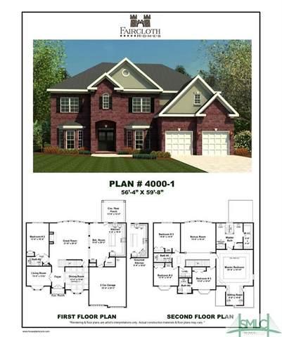 102 Carriage House Drive, Guyton, GA 31312 (MLS #221067) :: Bocook Realty