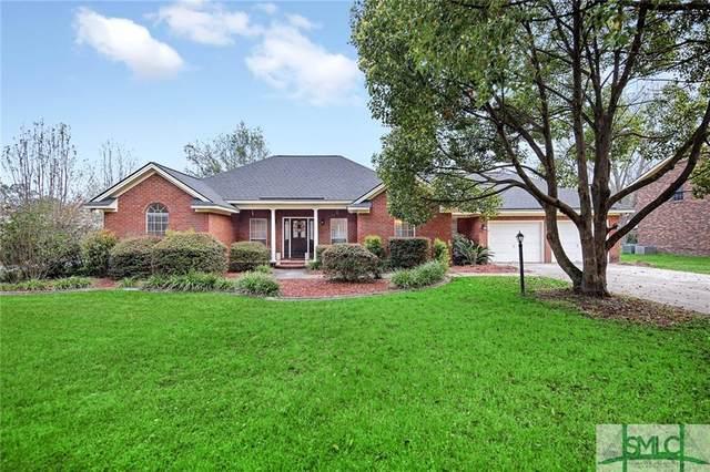 168 Thompson Street, Bloomingdale, GA 31302 (MLS #221069) :: Bocook Realty