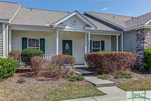 6 Quartz Way, Savannah, GA 31419 (MLS #221079) :: Heather Murphy Real Estate Group