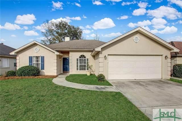 14 Bakers Crossing, Savannah, GA 31406 (MLS #221080) :: Heather Murphy Real Estate Group