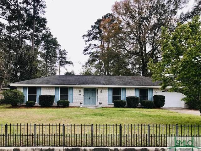 9519 Dunwoody Drive, Savannah, GA 31406 (MLS #221089) :: The Sheila Doney Team