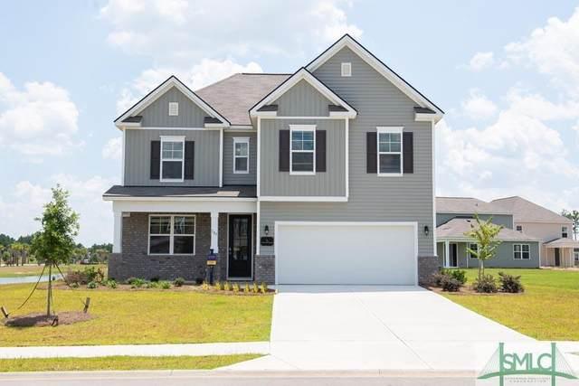 107 Bushwood Drive, Savannah, GA 31407 (MLS #221095) :: Heather Murphy Real Estate Group