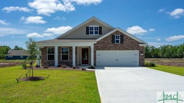 108 Old Wood Drive, Pooler, GA 31322 (MLS #221099) :: The Arlow Real Estate Group