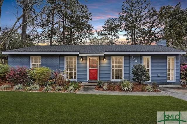 708 Walthour Road, Savannah, GA 31410 (MLS #221105) :: The Arlow Real Estate Group