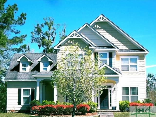 303 Lakeside Boulevard, Port Wentworth, GA 31407 (MLS #221107) :: Bocook Realty