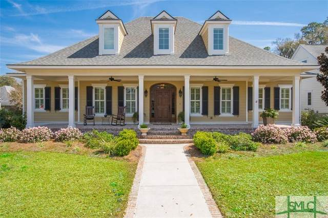 121 Carolines, Savannah, GA 31406 (MLS #221112) :: The Sheila Doney Team