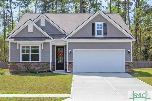 131 Arusha Avenue, Savannah, GA 31419 (MLS #221115) :: Heather Murphy Real Estate Group