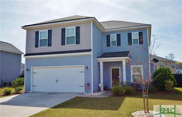 75 Cantle Drive, Richmond Hill, GA 31324 (MLS #221130) :: Robin Lance Realty