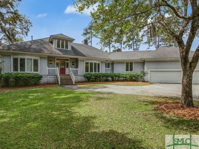 2 Crown Cove Lane, Savannah, GA 31411 (MLS #221179) :: The Arlow Real Estate Group