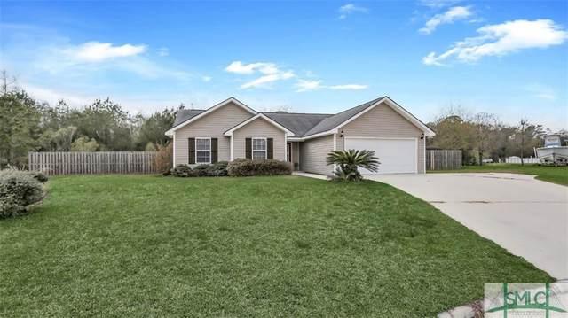 156 Mustang Drive, Guyton, GA 31312 (MLS #221182) :: Bocook Realty