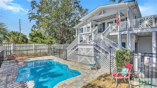 1406 Solomon Avenue, Tybee Island, GA 31328 (MLS #221193) :: Heather Murphy Real Estate Group