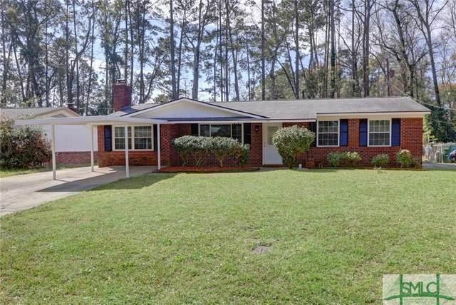 129 Van Nuys Boulevard, Savannah, GA 31419 (MLS #221207) :: Bocook Realty