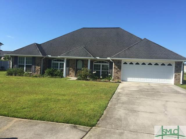 946 Oak Crest Drive, Hinesville, GA 31313 (MLS #221220) :: Coastal Homes of Georgia, LLC