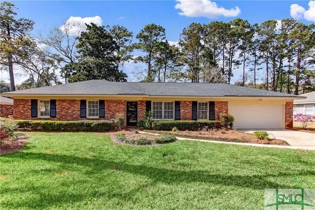 1109 Oakleaf Drive, Savannah, GA 31410 (MLS #221230) :: The Arlow Real Estate Group