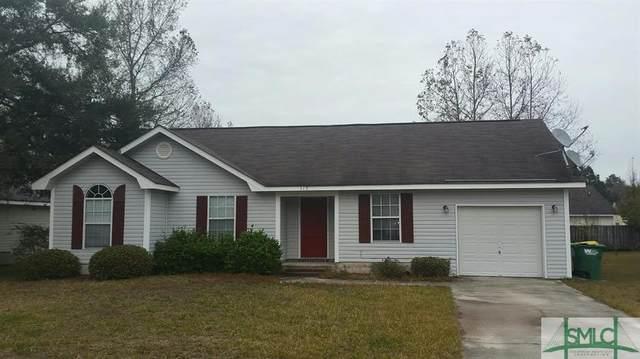117 Four Oaks Court, Rincon, GA 31326 (MLS #221255) :: Robin Lance Realty