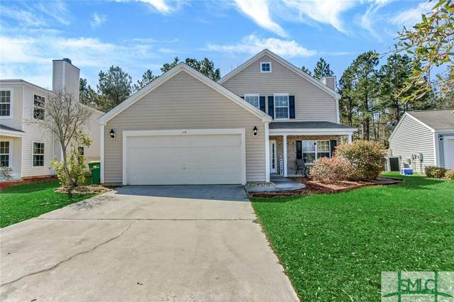 179 Old Pond Circle, Pooler, GA 31322 (MLS #221259) :: The Arlow Real Estate Group