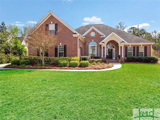 552 Channing Drive, Richmond Hill, GA 31324 (MLS #221281) :: The Arlow Real Estate Group