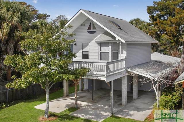 406 Tybrisa Street, Tybee Island, GA 31328 (MLS #221283) :: Heather Murphy Real Estate Group