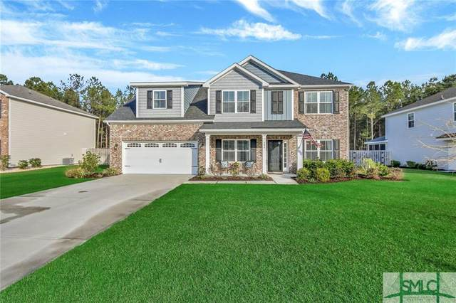 280 Wicklow Drive, Richmond Hill, GA 31324 (MLS #221286) :: The Arlow Real Estate Group