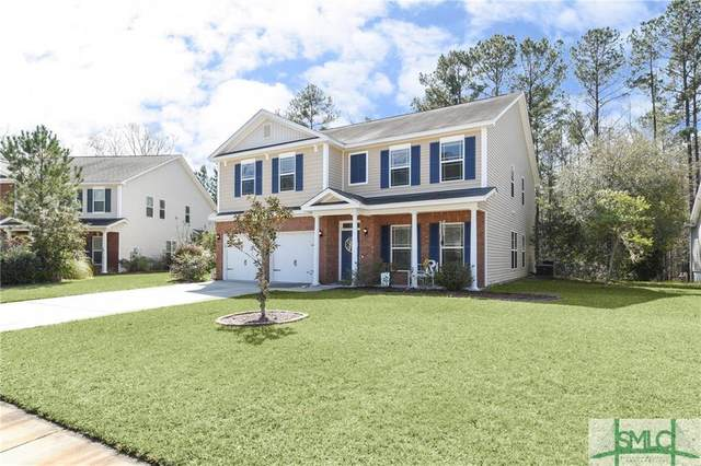 141 Magnolia Drive, Pooler, GA 31322 (MLS #221288) :: Partin Real Estate Team at Luxe Real Estate Services