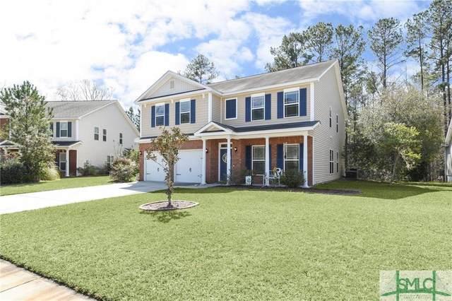 141 Magnolia Drive, Pooler, GA 31322 (MLS #221288) :: Bocook Realty