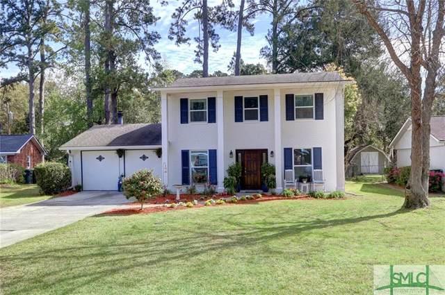13004 Canterbury Road, Savannah, GA 31419 (MLS #221299) :: The Arlow Real Estate Group