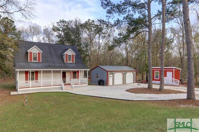 866 Mack English Road, Ellabell, GA 31308 (MLS #221303) :: The Sheila Doney Team