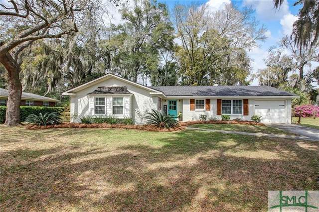 104 Carlton Road, Savannah, GA 31410 (MLS #221318) :: The Arlow Real Estate Group