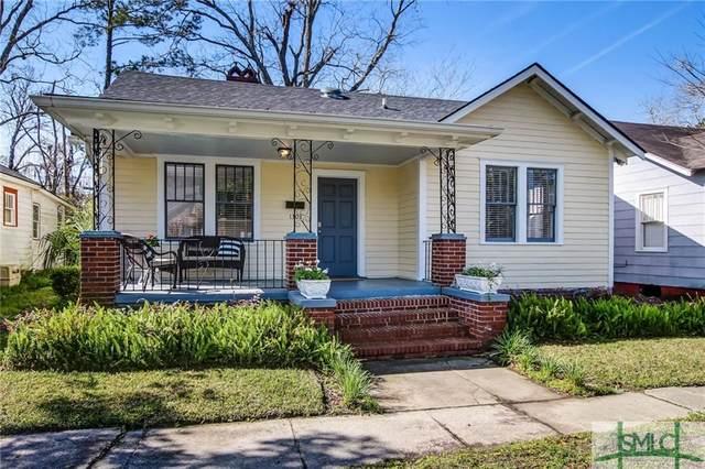 1303 E 41st Street, Savannah, GA 31404 (MLS #221329) :: Teresa Cowart Team