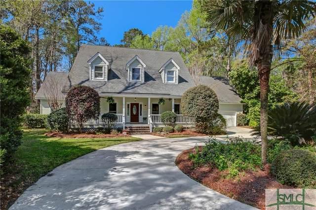 234 Wiley Bottom Road, Savannah, GA 31411 (MLS #221330) :: Liza DiMarco