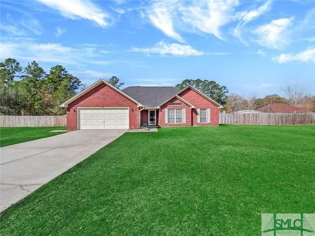 46 Woodland Way, Richmond Hill, GA 31324 (MLS #221334) :: Bocook Realty