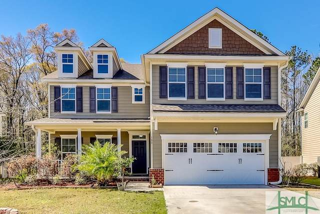 130 Tahoe Drive, Pooler, GA 31322 (MLS #221336) :: The Arlow Real Estate Group