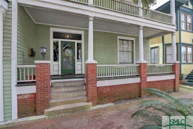 305 W Duffy Street C, Savannah, GA 31401 (MLS #221341) :: Liza DiMarco
