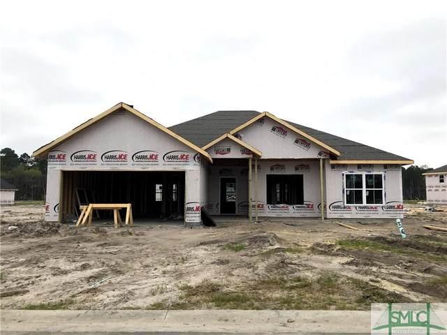 57 Abode Avenue, Hinesville, GA 31313 (MLS #221345) :: Teresa Cowart Team