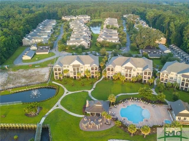 2703 River Oaks Drive, Richmond Hill, GA 31324 (MLS #221352) :: The Arlow Real Estate Group