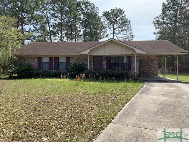 1005 White Circle, Hinesville, GA 31313 (MLS #221358) :: The Sheila Doney Team