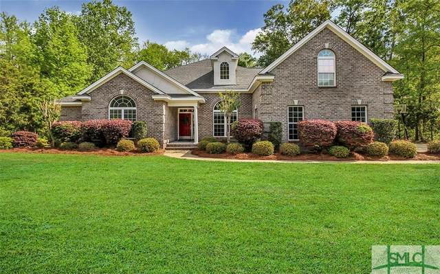130 Windsong Drive, Richmond Hill, GA 31324 (MLS #221382) :: The Arlow Real Estate Group