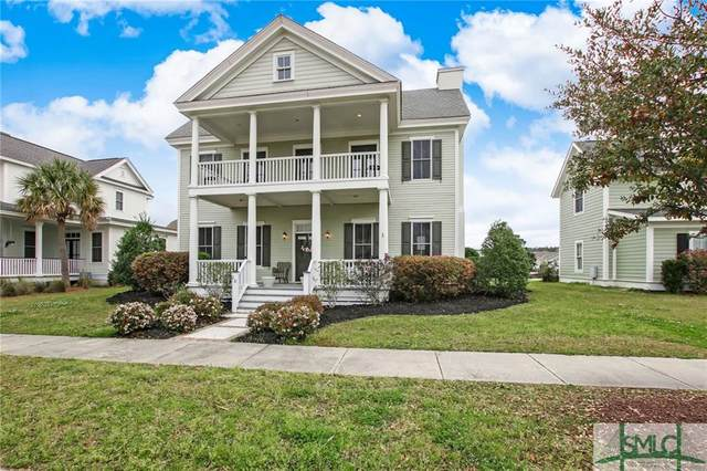 15 Parkside Boulevard, Port Wentworth, GA 31407 (MLS #221383) :: Bocook Realty