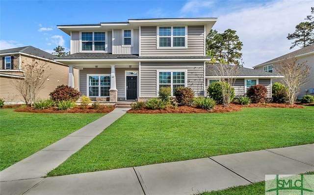 102 Arbor Village Drive, Pooler, GA 31322 (MLS #221417) :: Heather Murphy Real Estate Group