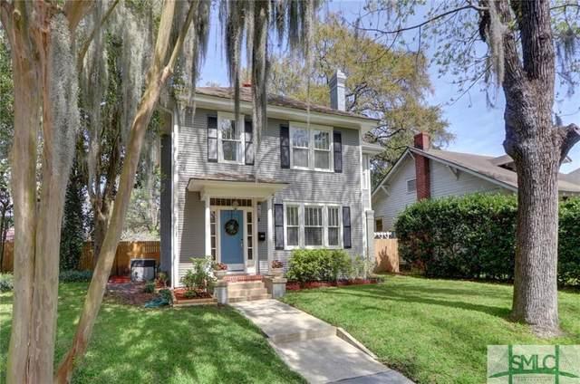 626 E 48th Street, Savannah, GA 31405 (MLS #221430) :: Liza DiMarco