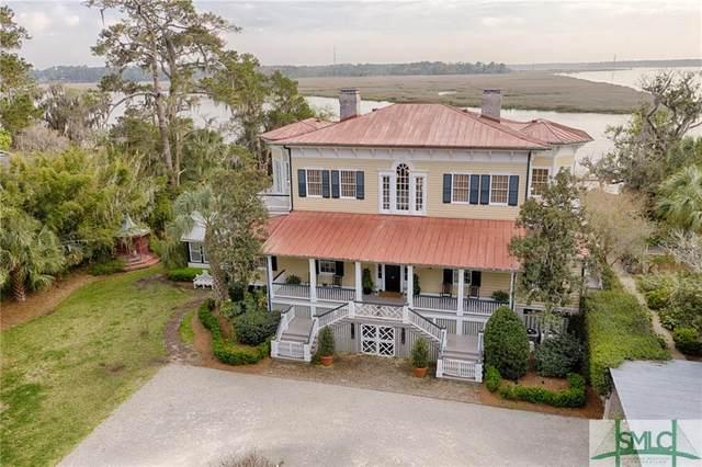 703 Dancy Avenue, Savannah, GA 31419 (MLS #221452) :: Heather Murphy Real Estate Group