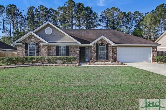 9 Coronado Court, Pooler, GA 31322 (MLS #221458) :: Bocook Realty