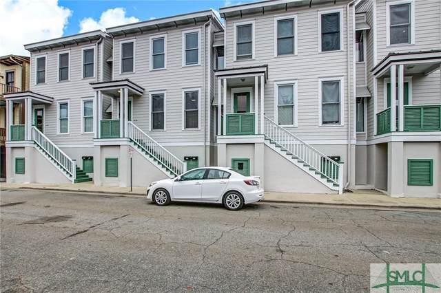 302 Lorch Street #103, Savannah, GA 31401 (MLS #221465) :: Heather Murphy Real Estate Group