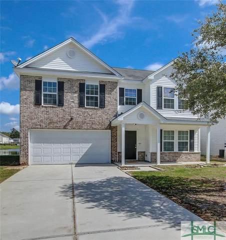 50 Lake Shore Boulevard, Port Wentworth, GA 31407 (MLS #221476) :: Heather Murphy Real Estate Group