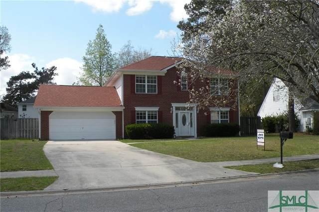 160 Lions Gate Road, Savannah, GA 31419 (MLS #221480) :: The Arlow Real Estate Group