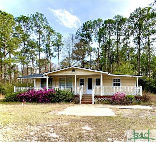 105 Tibet Road, Allenhurst, GA 31301 (MLS #221481) :: RE/MAX All American Realty