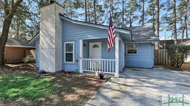 109 Sugar Mill Dr. Drive, Savannah, GA 31419 (MLS #221485) :: The Arlow Real Estate Group