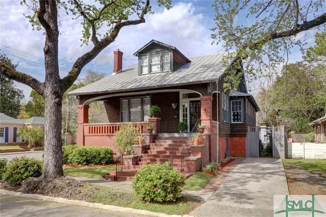 202 E 53rd Street, Savannah, GA 31405 (MLS #221488) :: Liza DiMarco